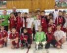 2013.12.21.-én elkezdődött a téli Futsal torna, melyben három korosztályunk is érdekelt