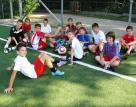 Angol nyelvű focitábor képei